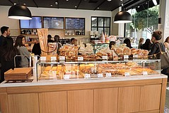 Paris Baguette Opens in LA Fashion District