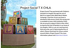 Project Social T and Make March Matter