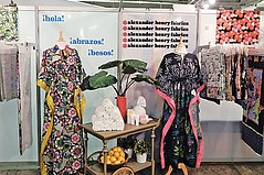 Standouts Sell at LA International Textile Show