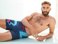 Mr. Turk Teams Up With Jonathan Adler for Swimwear Capsule Collection
