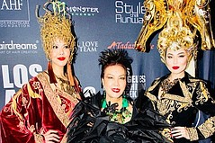 Sue Wong's Career – On the Runway
