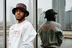 Clothes by Anwar Carrots…and LA Men's Market
