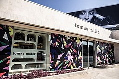 Tomas Maier Opens Temporary Shop in L.A.