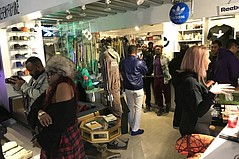 MannyJStyle Takes Sixhundred boutique
