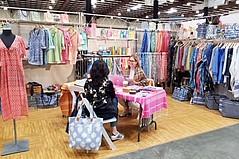 Fashion Market Northern California Reports Good Biz Despite Snow
