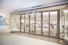 Zara, The Webster To Open at Beverly Center