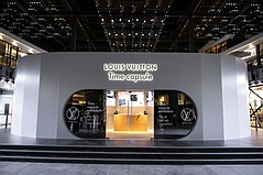 Louis Vuitton's Time Capsule to Westfield Century City