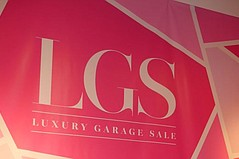 Luxury Garage Sale to Los Angeles