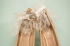 Luxury Lingerie Designer Sees Trends in Custom Bridal Garters