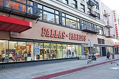 Parent Company of Fallas Paredes and Factory 2-U Files for Bankruptcy Protection