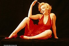 Marilyn Monroe Costumes on Display Before Auction