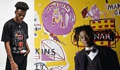 Diamond Celebrates 20th Anniversary With Basquiat Collection