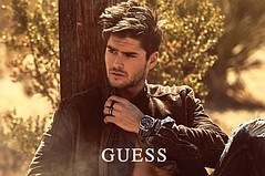 Charlie Matthews: The Big Shoot for Guess? and How To Make It in Modeling