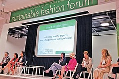 Sustainable Fashion Forum at L.A. Textile Brings Industry Leaders Into the Eco Discussion