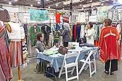Fashion Market Northern California Sold Out as Business Picks Up
