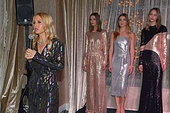 Rachel Zoe Shows Holiday Collection