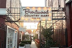 Brentwood Country Mart at 70