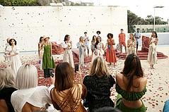 Olivia Culpo Graces Cult Gaia's Resort '19 Show