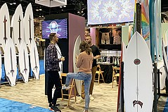 A Resurgence of the Surf Market Seen at Surf Expo