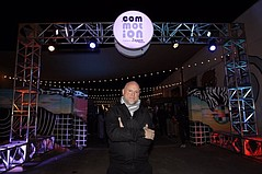 Trade Show Veteran Mike Sampson Unveils Commotion