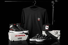 Vans Collaboration Celebrates 50th Anniversary of Led Zeppelin Debut Album