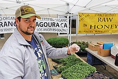 A Weekly Farmers' Market Comes to the California Market Center