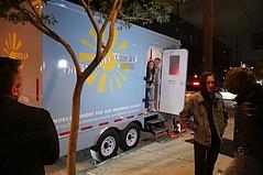 Dolan Brand's Laundry Truck LA Hits the Streets