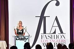 Christian Siriano Honored with Fashion Visionary at Fashion Los Angeles Awards