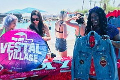 Coachella Parties, Indie Fashion and Big Brands Make A Splash