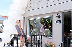 Haley Solar Parties for New Brand Name
