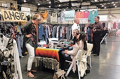 Fashion Market Northern California Sees Big Business for Immediates
