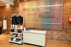 Fabletics Debuts First New York Retail Location With Soho Pop-up Shop