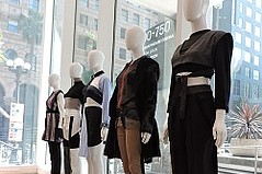FIDM and Uniqlo at The Bloc Partner for Recycled Fashion in DTLA