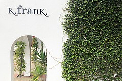 K. Frank Finds New Home in Montecito