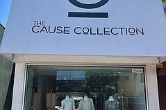 The Cause Collection To West 3rd Street