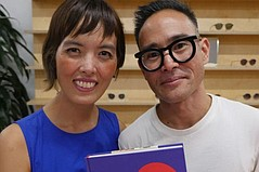 Poketo's Ted Vadakan and Angie Myung Talk About Creative Spaces