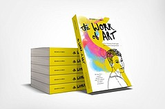 RAW's Heidi Luerra Releases Work of Art. It's  A Field Guide for Creatives