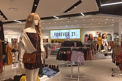 Forever 21 Opens New Hollywood & Highland Store