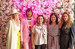 Apparel Leaders Discuss Post-Glass Ceiling Business at City of Hope Fashion + Brunch