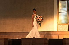 Rachelle Appelle Shows Bridal at Society Fashion Week