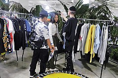 LA Men's Market Shows Old and New Styles at Sold Out Event
