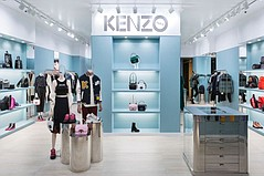 Kenzo Opened Boutique at Beverly Center