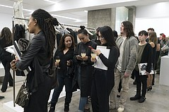 Rick Owens' Book Signing Turns Into Homecoming Party