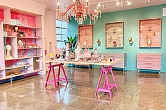 Fashion District's Sparkle Factory Building Finds New Life With Tarina Tarantino