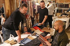 Renovazio Show Brokers High-End Fabric in DTLA