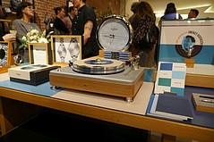 Smokey Robinson Appears at DTLA Shinola Store to Fete His Collection