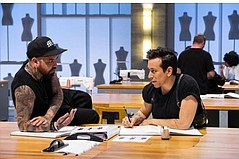 "Designers for L.A. Fashion Brands Ashton Hirota and Marco Marco on Netflix's ""Next In Fashion"""