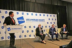 L.A. and California Economy Strong, But Might Take Small Hit from Coronavirus
