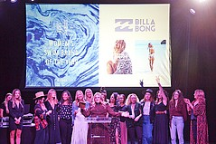 Billabong Shines at 16th Annual SIMA Awards