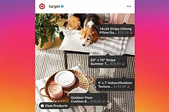 Target Corp. Joins Instagram's Checkout Shopping App